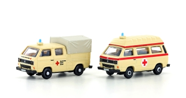 VW T3 Set DRK