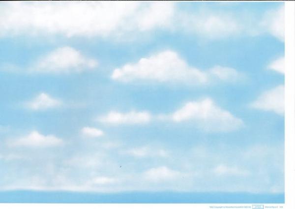 Modellbau himmel hintergrund