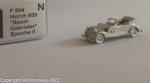 N F204 Horch 853 Sport Cabriolet offen (1937)